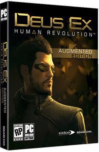 Deus Ex Human Revolution Augmented Edition Bonus Content-ThakuR