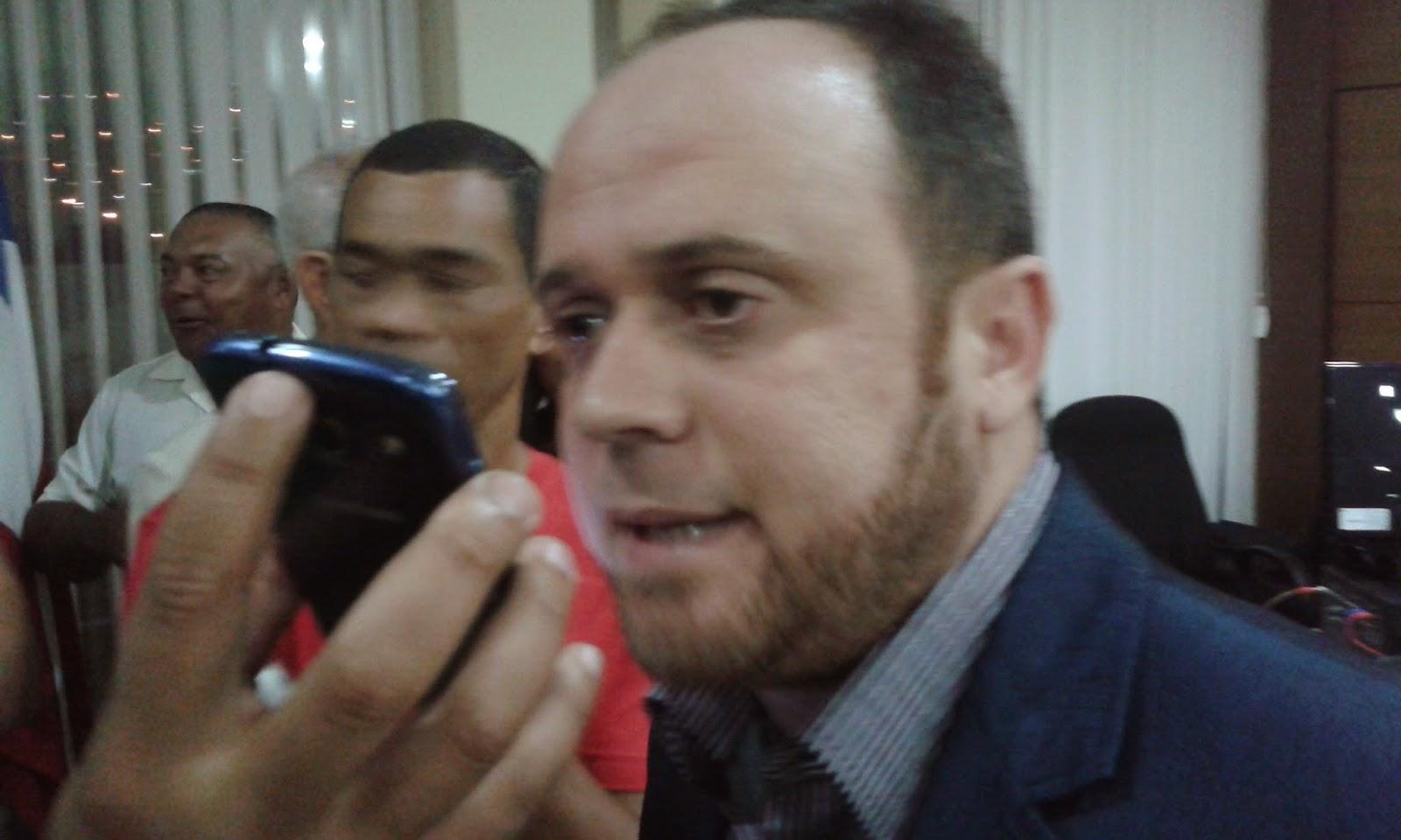 Por 09 a 06 Clériston Moreira é eleito novo Presidente da Câmara de Vereadores de Jacobina
