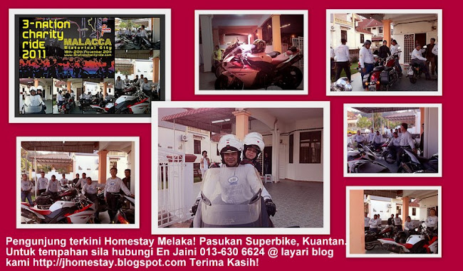 Homestay Melaka Blog! (NEW)