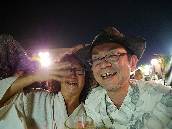 四条大宮 Kaju 浴衣祭り