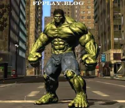 The Incredible Hulk PC Game Full Version Free Download