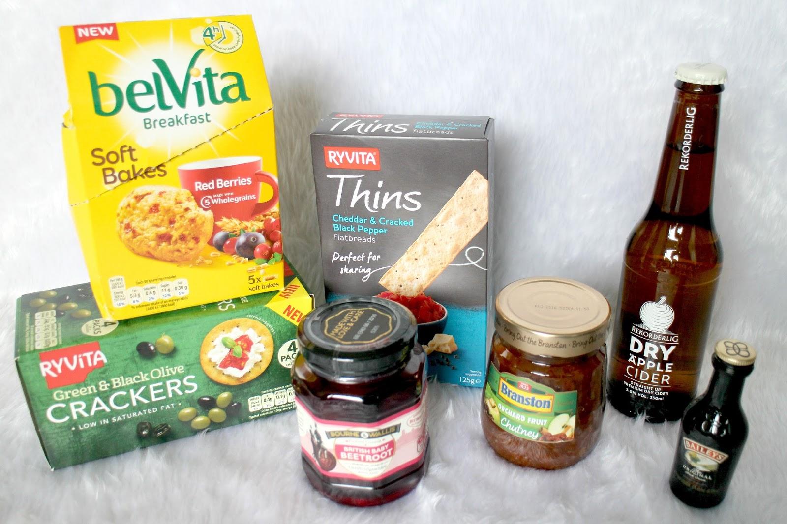 Festive Food Box