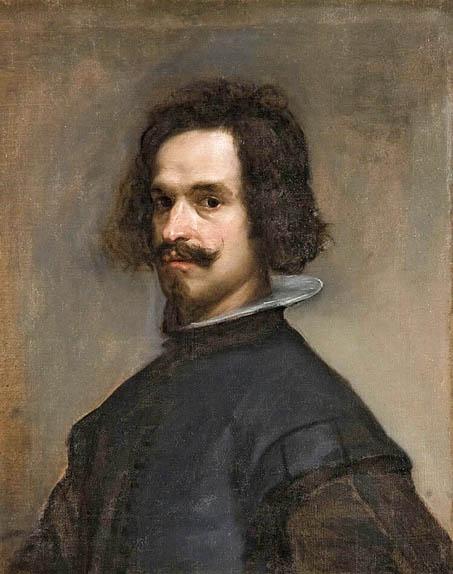 Obra invitada en el Museo del Prado     Retrato de Caballero    Velazquez