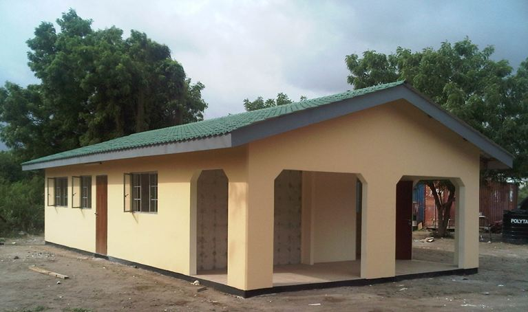 Low cost housing moladi south africa for House building cost