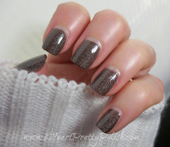 OPI You Don't Know Jacques Model City Dipping Chocolate