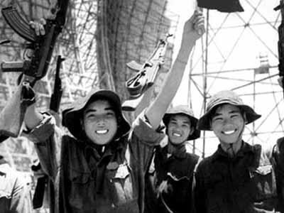 Vietnams Liberation Day