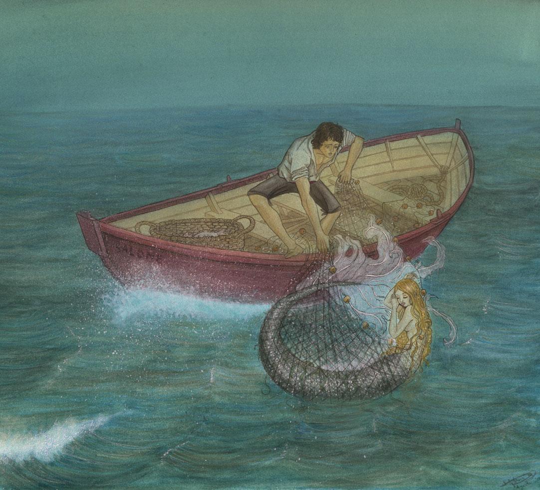 El Pescador y Su Alma\