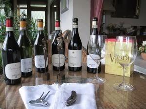 Ludwig von Kapff - Piemonteser Weinpioniere im Probierpaket;  Probierpaket Enrico Serafino