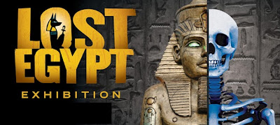 St. Louis Science Center - Lost Egypt Exhibition - May 25 - September 2, 2013