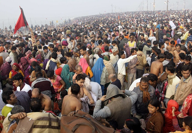 nasik-kumbh-2015-नासिक महाकुंभ आज से, जुटेंगे 1 करोड़ श्रद्धालु