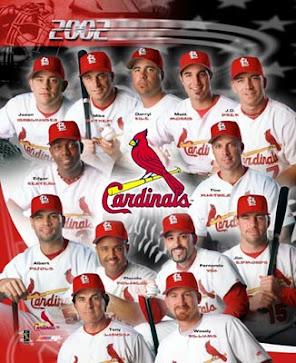 2002 Cardinals