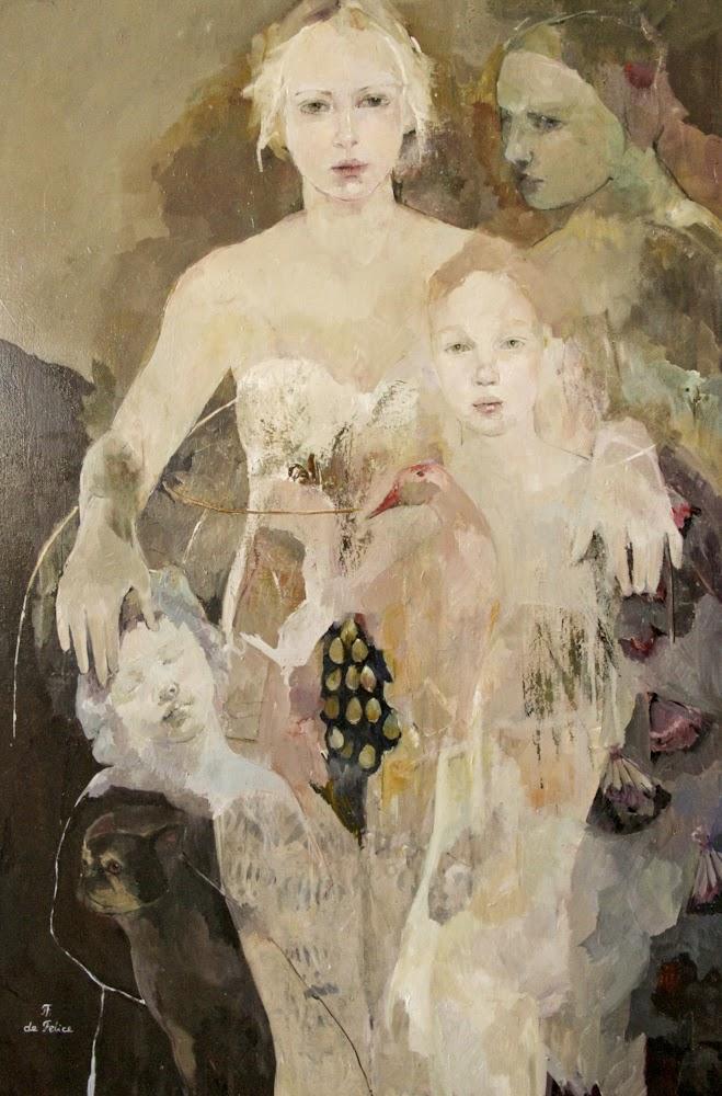 Francoise De Felice-12 Artists 12 Days