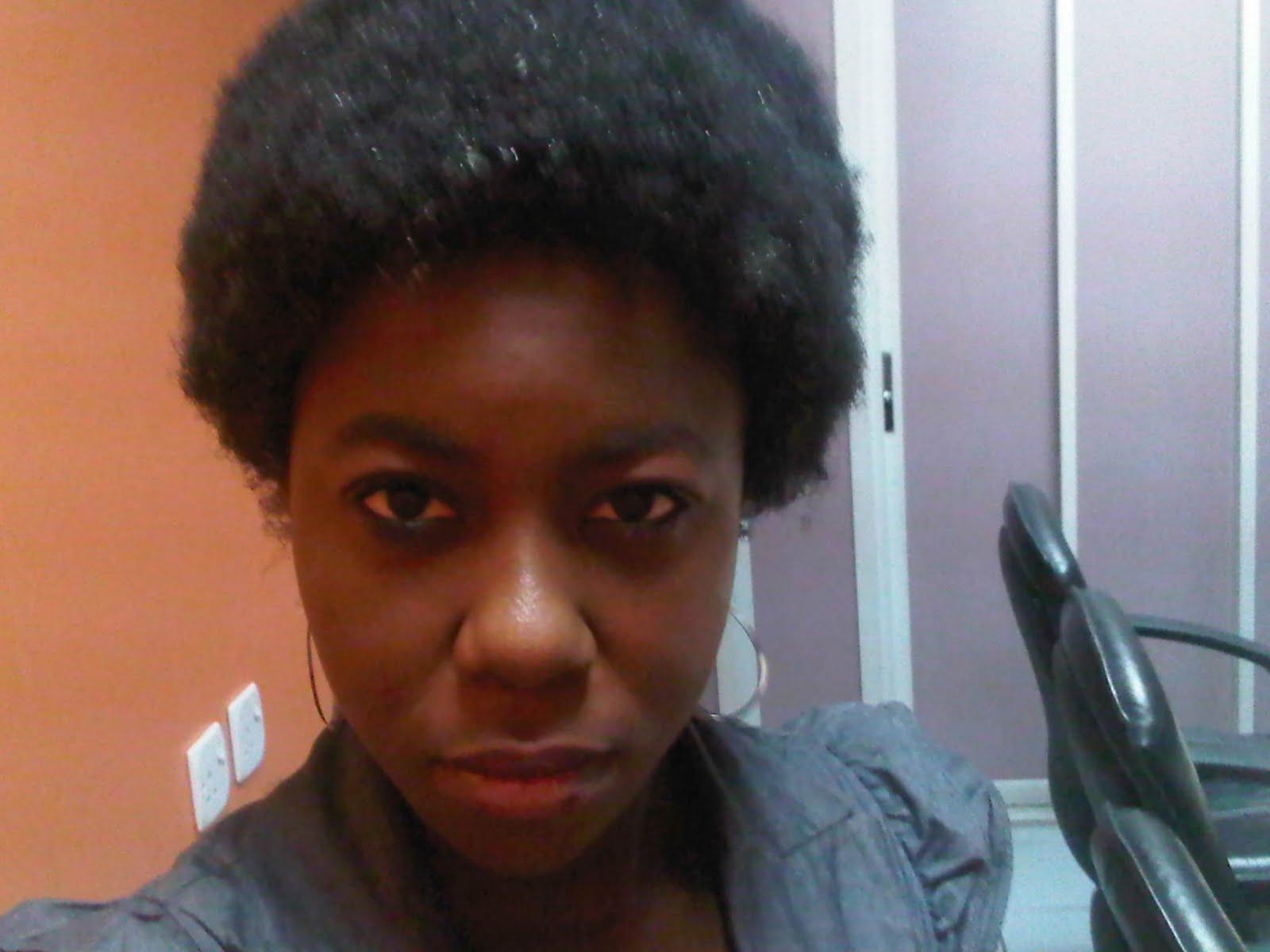 African naturalistas how to style your natural hair mohawk - Short Natural Hair Styles