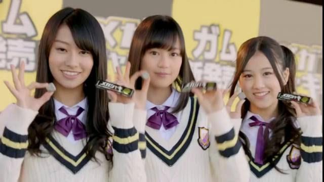 Écolières japonaises et bonbons, compilation 2013 semaine 3 et 4