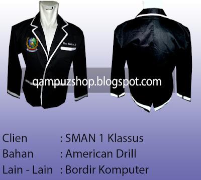 Supplier jas jaket almamater surabaya, jas jaket almamater murah surabaya, jas jaket almamater murah