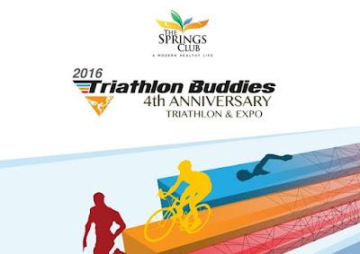 Triathlon Buddies 4th Anniversary Triathlon 2016 Tangerang