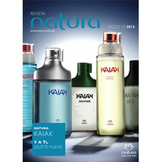 Natura 2013 ciclo 10 catalogo julio lo vi y lo quiero - Natura home catalogo ...