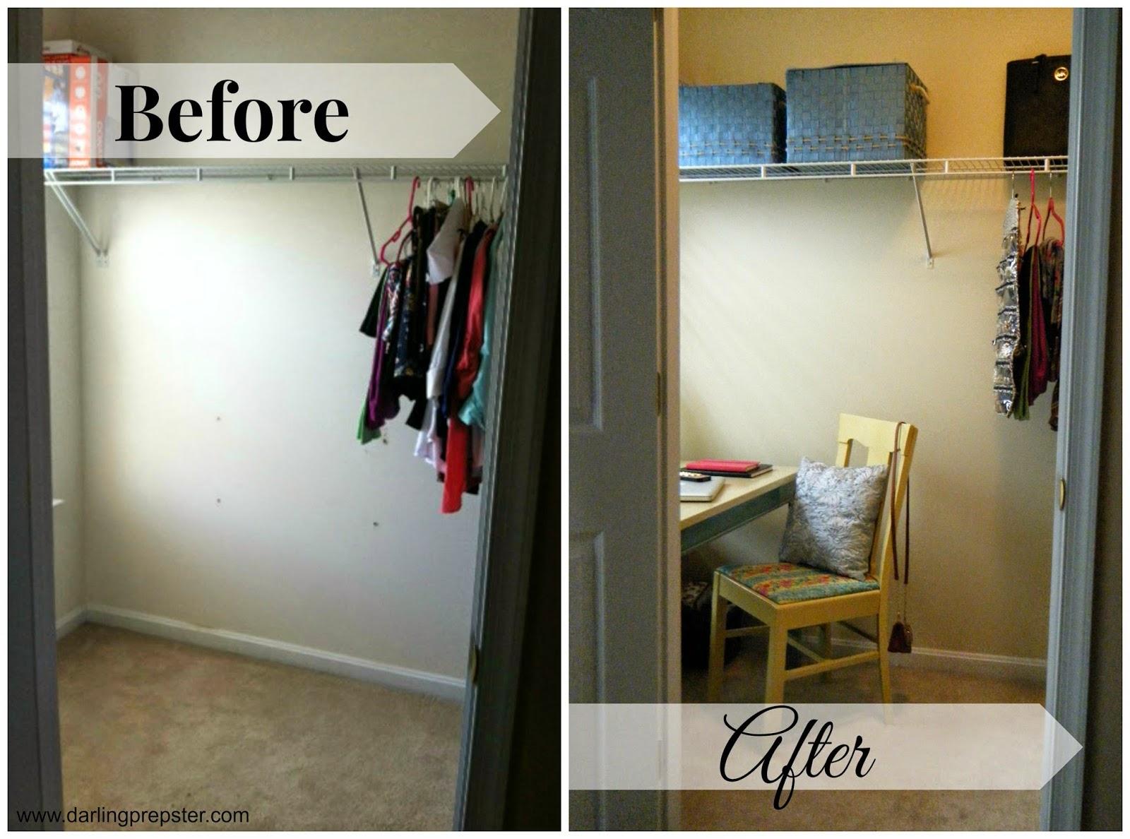 DIY: Dream Closet Makeover