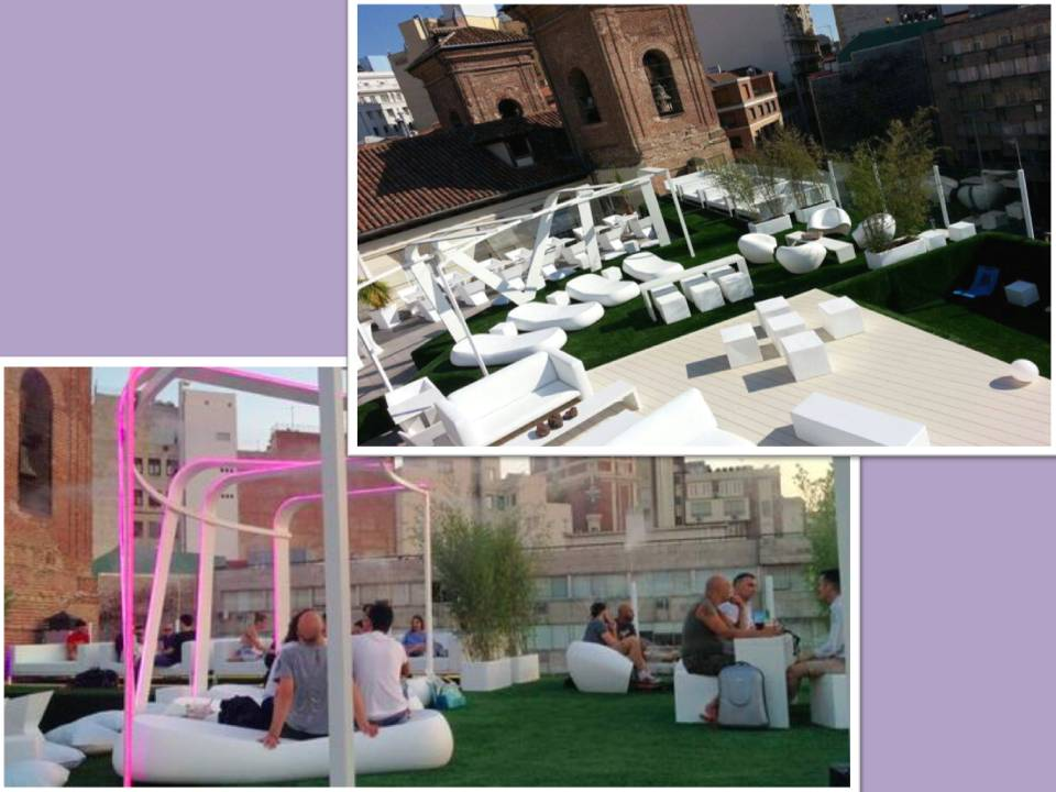 Las modas de moda tendencias lifestyle las terrazas de for Azoteas madrid