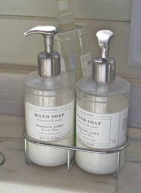 nwafoodie #bean2blog PAllenSmith soybean handsoap kitchen