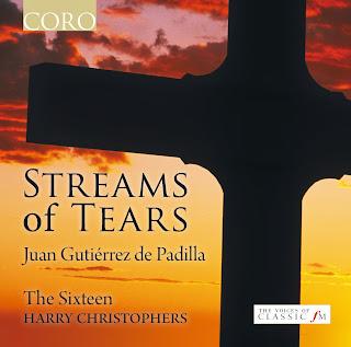 The Sixteen – Streams of Tears