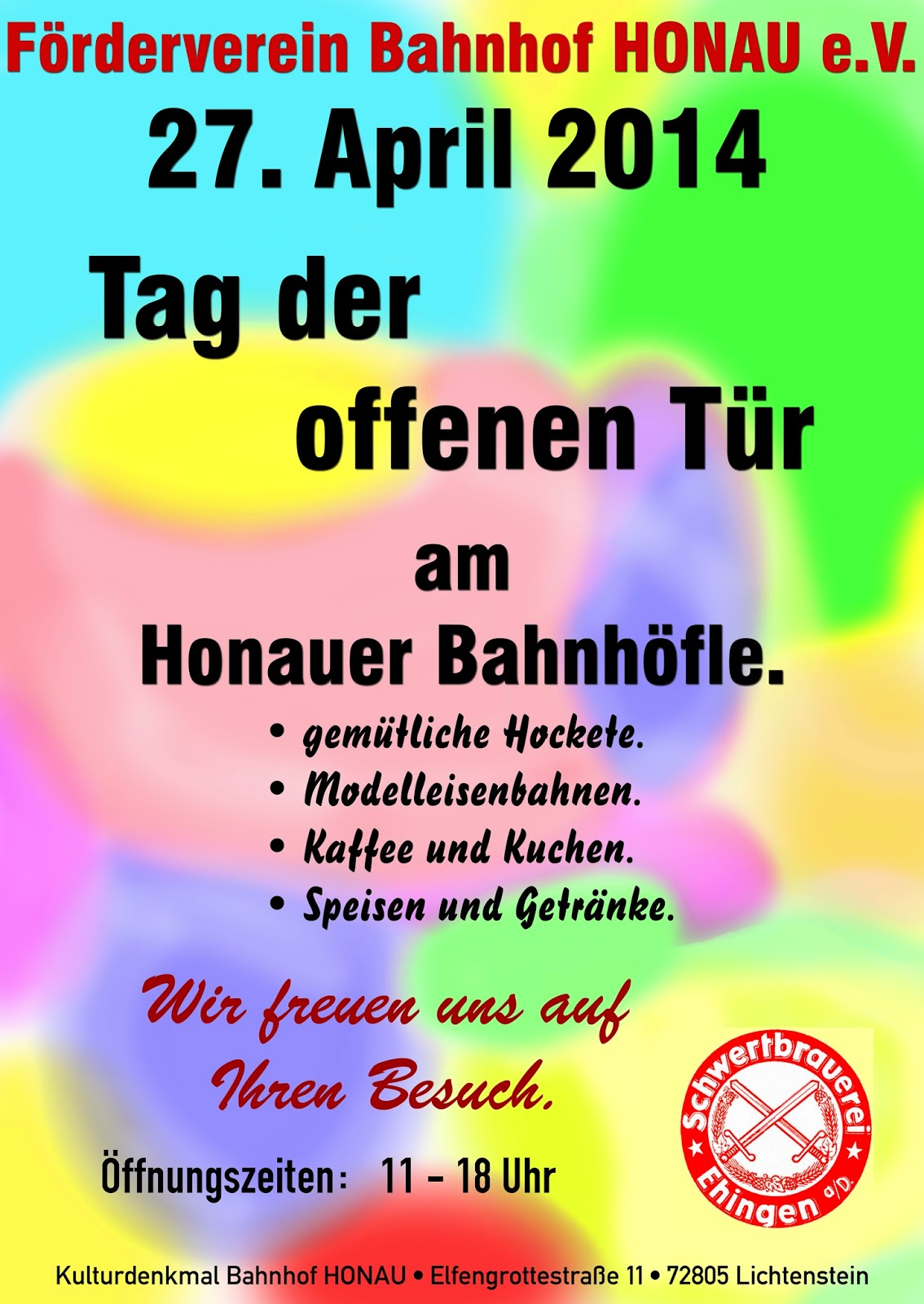 GV-Lichtenstein: April 2014