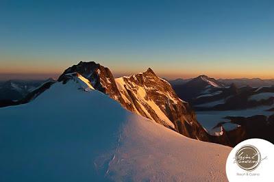 Monte Rosa nelle Alpi Pennine