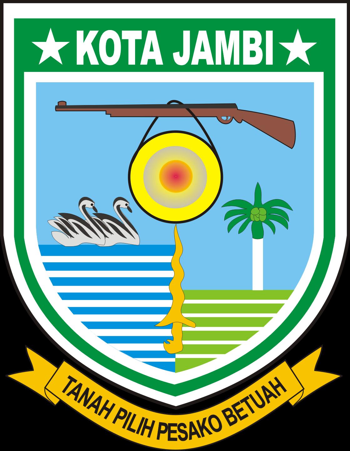 Lambang Kota Jambi - Kumpulan Logo Indonesia