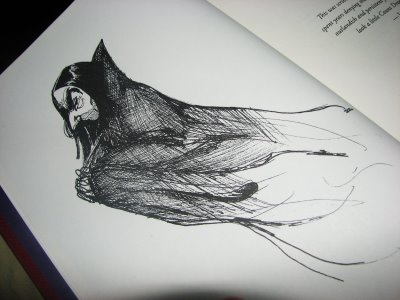 Severus Rogue Rowling sketch