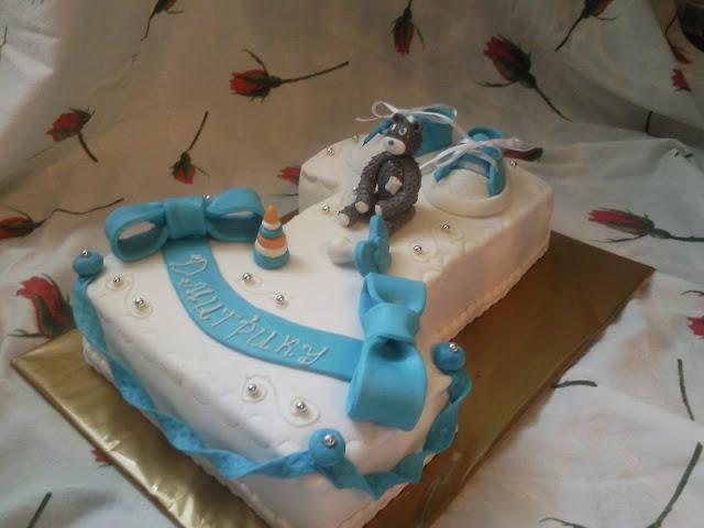 Прикраси на торт дитячий фото