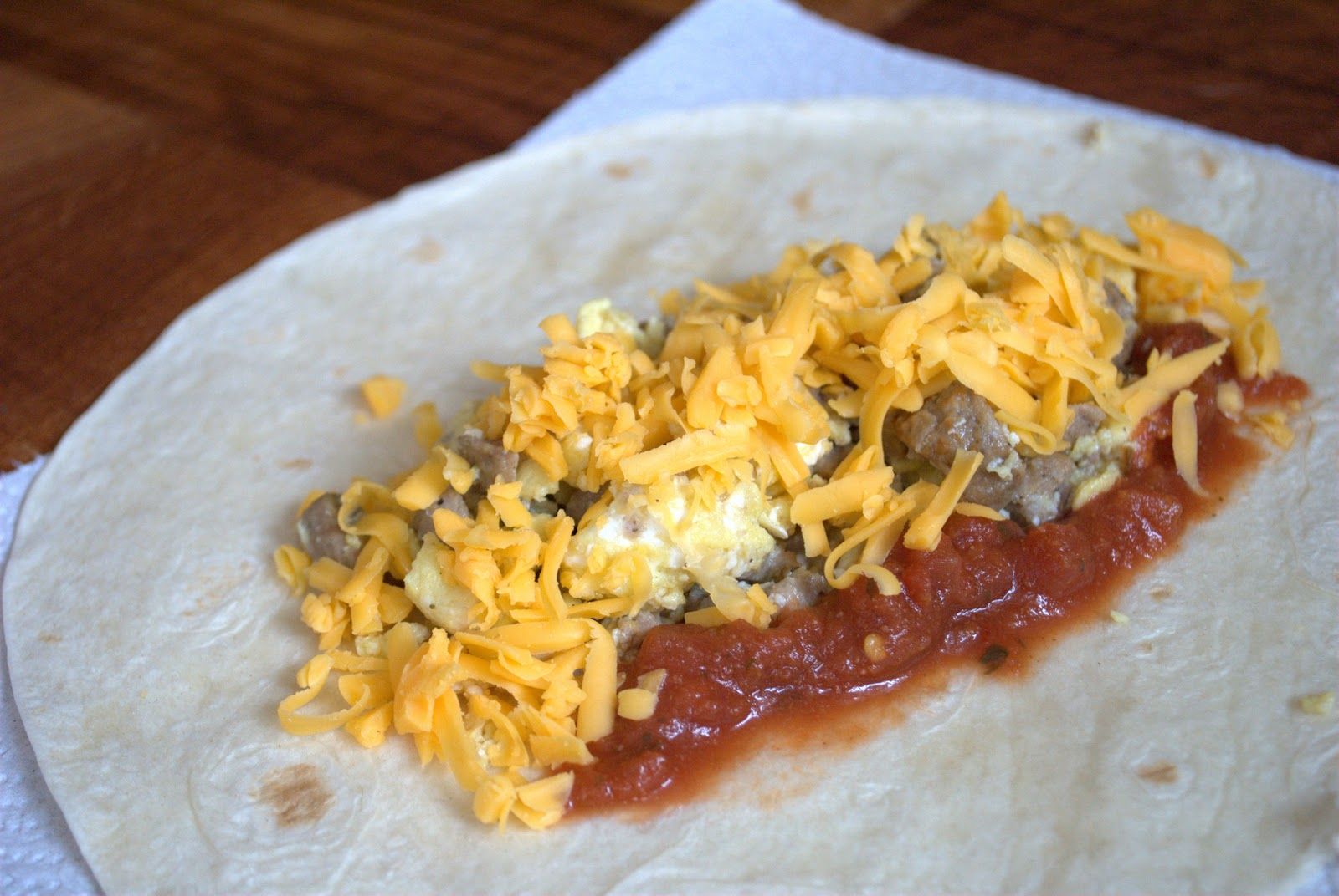 Breakfast Burritos Recipes — Dishmaps