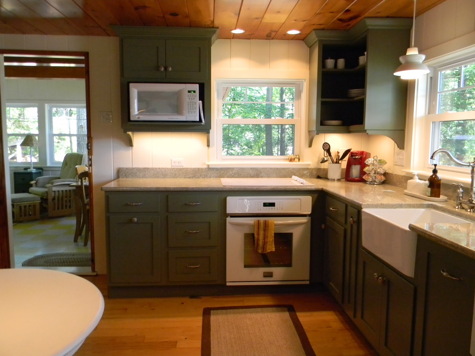 Julie 39 S Portfolio Cottage Kitchen Makeover