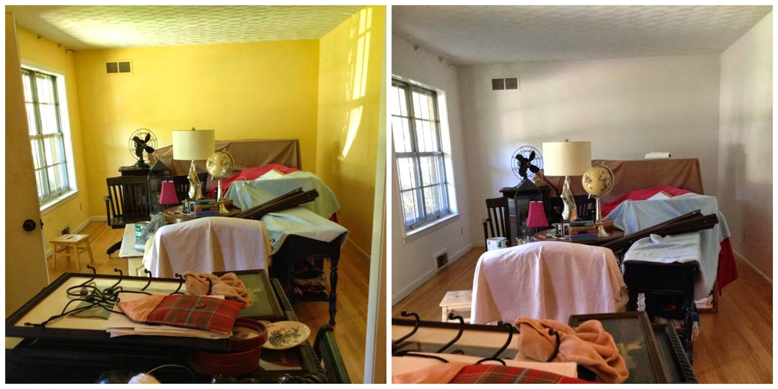 Pen hive yes paint can make a room look bigger for Paint to make a room look bigger