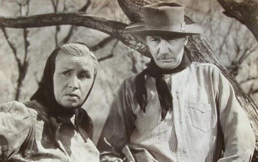 Tita Merello y Arturo García Buhr en 'Los isleros'