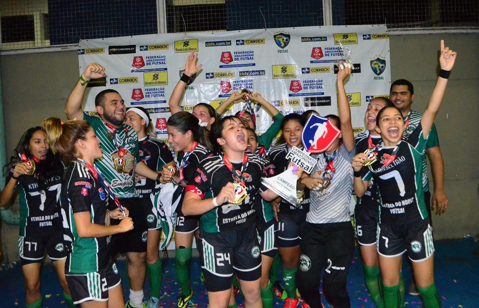 Manaus AM - O Campeonato Amazonense de Futsal Adulto Feminino 2015 começa a  pegar fogo a partir desta sexta-feira (14 08) ffa10b00c63f4