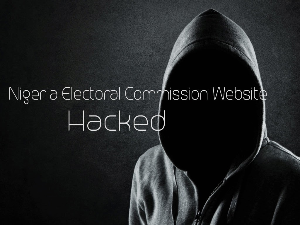 Hackers Took Down Nigeria Electoral Commission Website