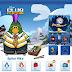 My Penguin app: Hmm... ¡Sushi!