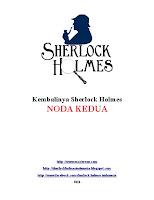 Download ebook Kembalinya Sherlock Holmes Petualangan Noda Kedua gratis