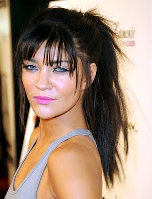 Jessica Szohr Hairstyle Pic