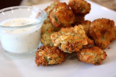 Simply Sammie: Fried Dill Pickles