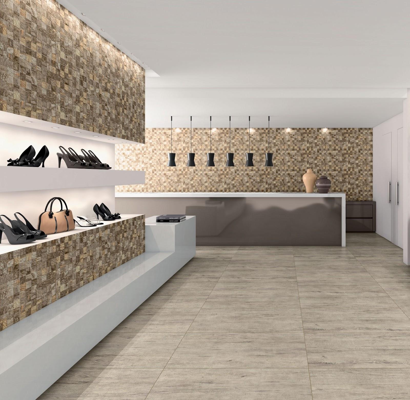 para paredes internas externas e até fachadas o porcelanato  #796852 1600x1562 Banheiro Com Porcelanato Via Rosa