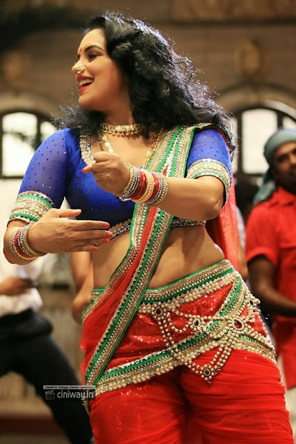 Swetha Menon in Kalimannu Item Song Stills