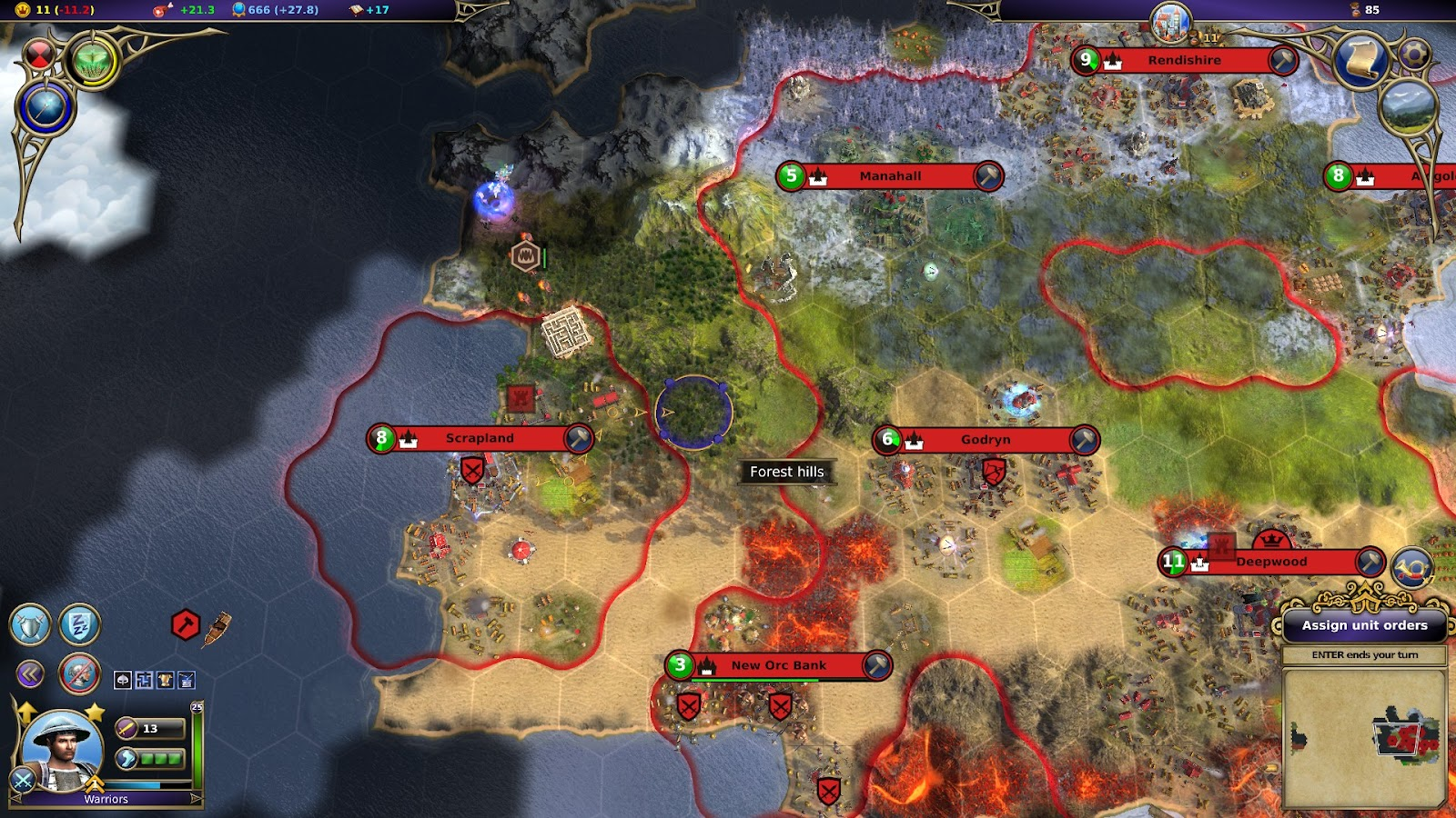 Review warlock master of the arcane pc digitally downloaded part of this is down to the level of detail in the game the world map is vibrant and full of interesting upgrades to collect and each of the playable gumiabroncs Image collections