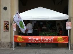 la festa di slow food