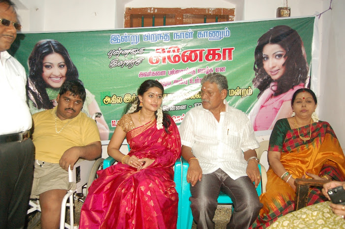 sneha birthday celebration unseen pics
