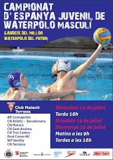 Campeonato de España Juvenil de Waterpolo Masculino