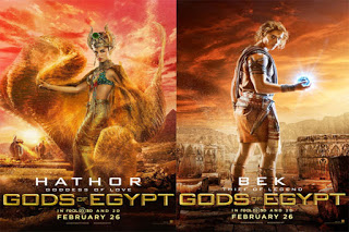 Sinopsis Gods of Egypt (2016)