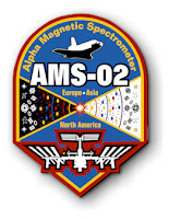 AMS – Alpha Magnetic Spectrometer 4 ISS with STS134