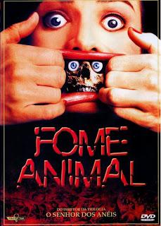 Filme Poster Fome Animal DVDRip XviD & RMVB Dublado
