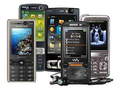 kontantkort till mobiler